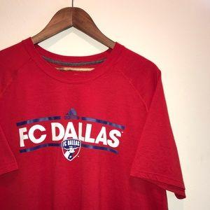 Adidas FC Dallas Graphic T-Shirt